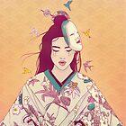 « Origami Lady » par HypathieAswang