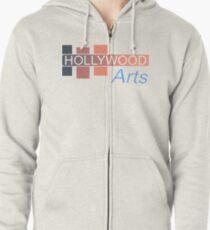 Hollywood Arts High School Zipped Hoodie