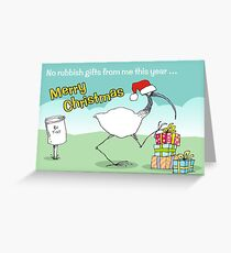Have a very ibis christmas Greeting Card