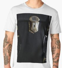 Leather and Zippers Men's Premium T-Shirt