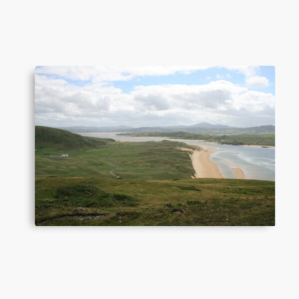 Donegal view Canvas Print