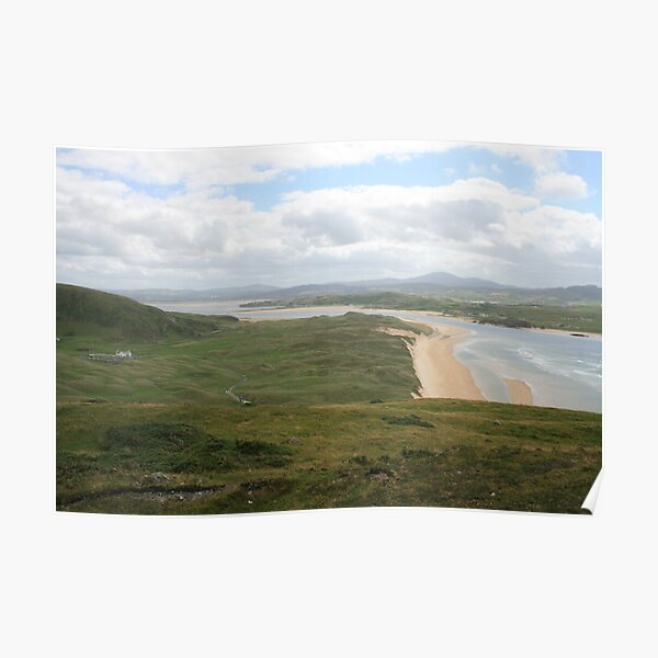 Donegal view Poster