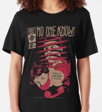 No One Knows  Slim Fit T-Shirt