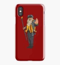 You Shall Not Pass iPhone Case