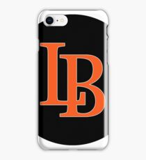 LB (Giants) iPhone Case/Skin
