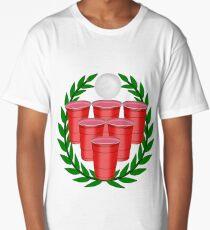 Beer Pong Long T-Shirt