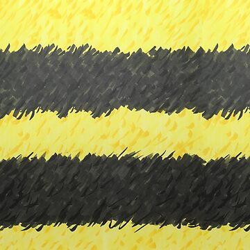 Bumblebee Dress by RoxieTheMuller