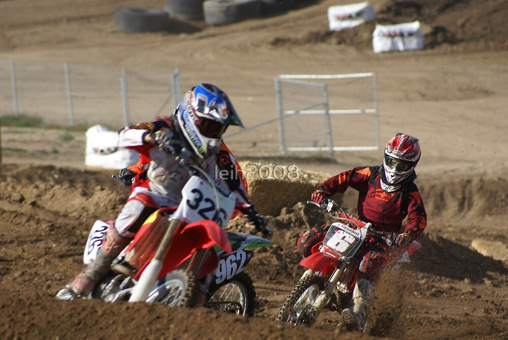 Loretta Lynn's SW Area Qualifier - MX Rider #'s 326, 962 & 6 Battle for the turn! Comptetive Edge MX - Hesperia, CA by leih2008