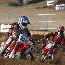 Loretta Lynn's SW Area Qualifier - MX Rider #'s 326, 962 & 6 Battle for the turn! Comptetive Edge MX - Hesperia, CA by leih2008