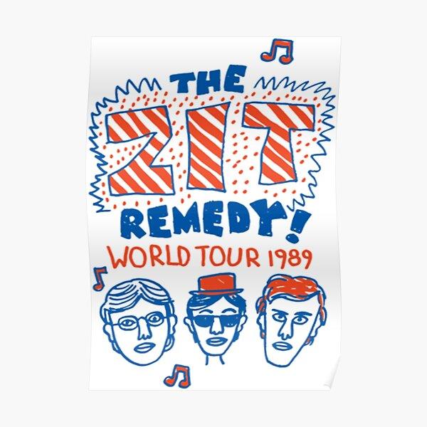 Zit Remedy (Degrassi Junior High) Poster