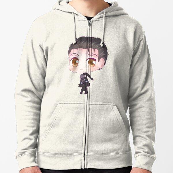 Yuri Katsuki Zipped Hoodie