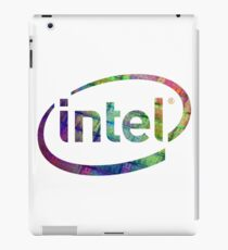Intel Logo | Silicon CPU iPad Case/Skin