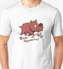 Z is for Zygomaturus! T-Shirt