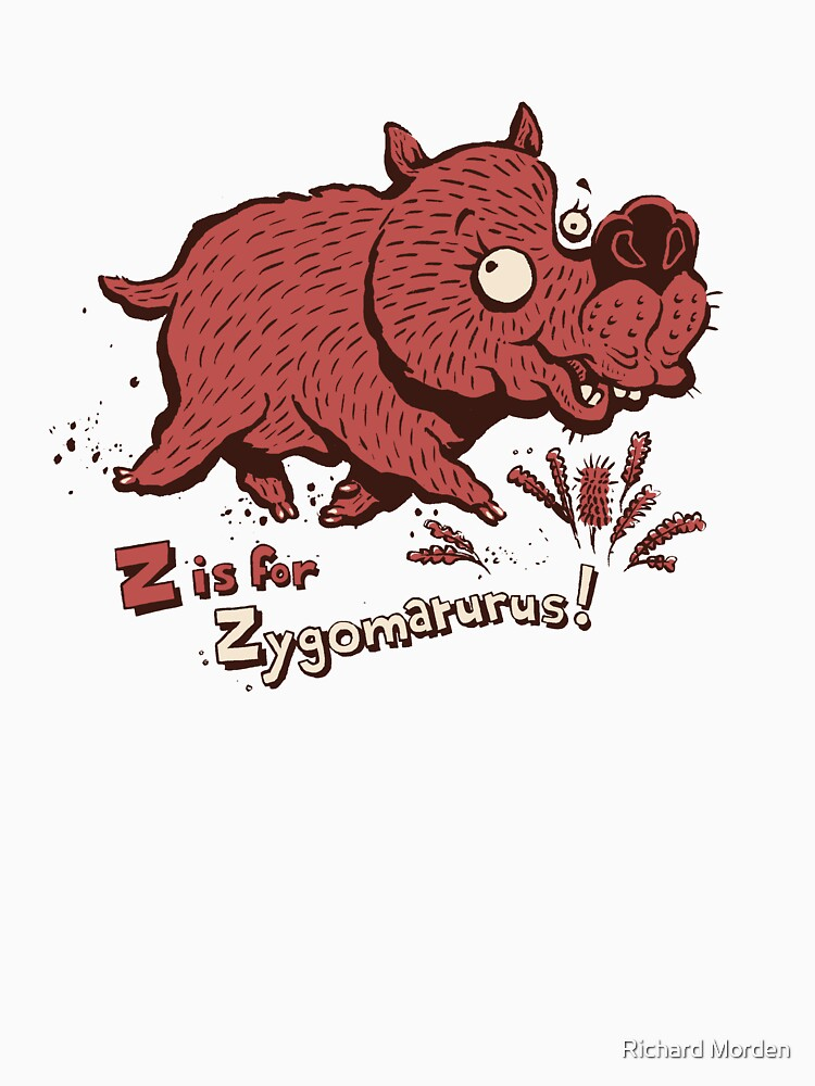 Z is for Zygomaturus! by morden