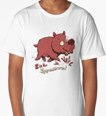 Z is for Zygomaturus! Long T-Shirt