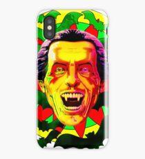 Dracula in the sun  iPhone Case