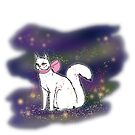 Glitter Cat by ToxicMaiden