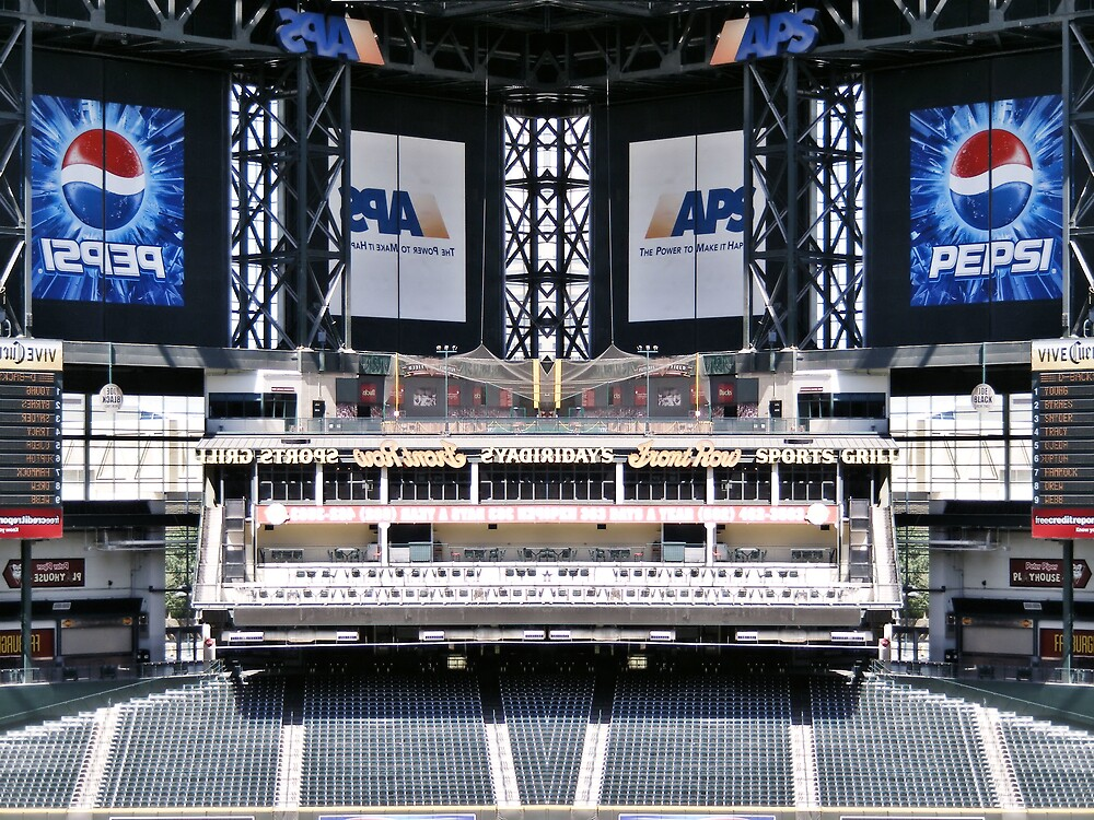 Chase Field Fridays Extended by KLPhair