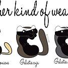 «Another kind of weasels (AGA)» de belettelepink