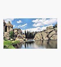 Sylvan Lake Photographic Print