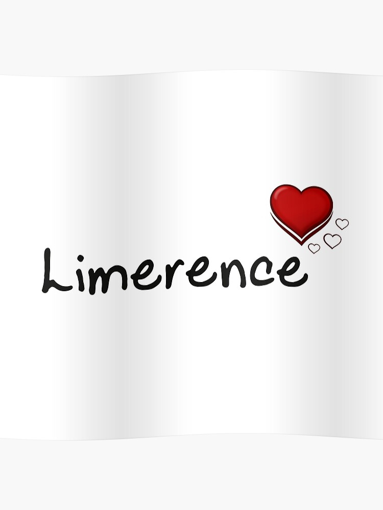 Limerence | Poster