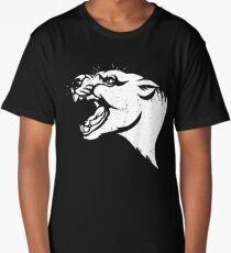 Thylacoleo stencil Long T-Shirt