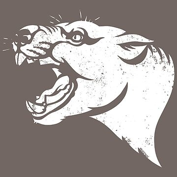 Thylacoleo stencil by morden