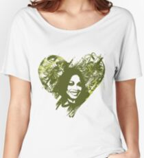Zoe Saldana is Love Women's Relaxed Fit T-Shirt