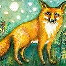 Karma Fox by meloearth