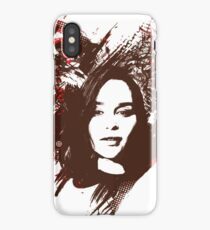 Emilia Clarke is Love iPhone Case/Skin