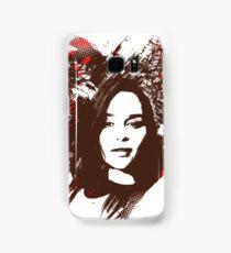 Emilia Clarke is Love Samsung Galaxy Case/Skin