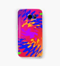 Psychedelic Splodge Samsung Galaxy Case/Skin