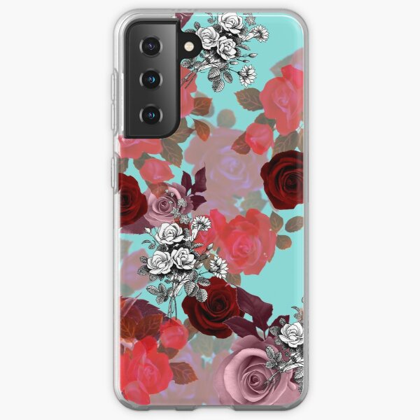 ROSEN'Rose #redbubble #giftoriginal Samsung Galaxy Soft Case
