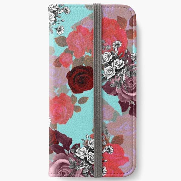 ROSEN'Rose #redbubble #giftoriginal iPhone Wallet