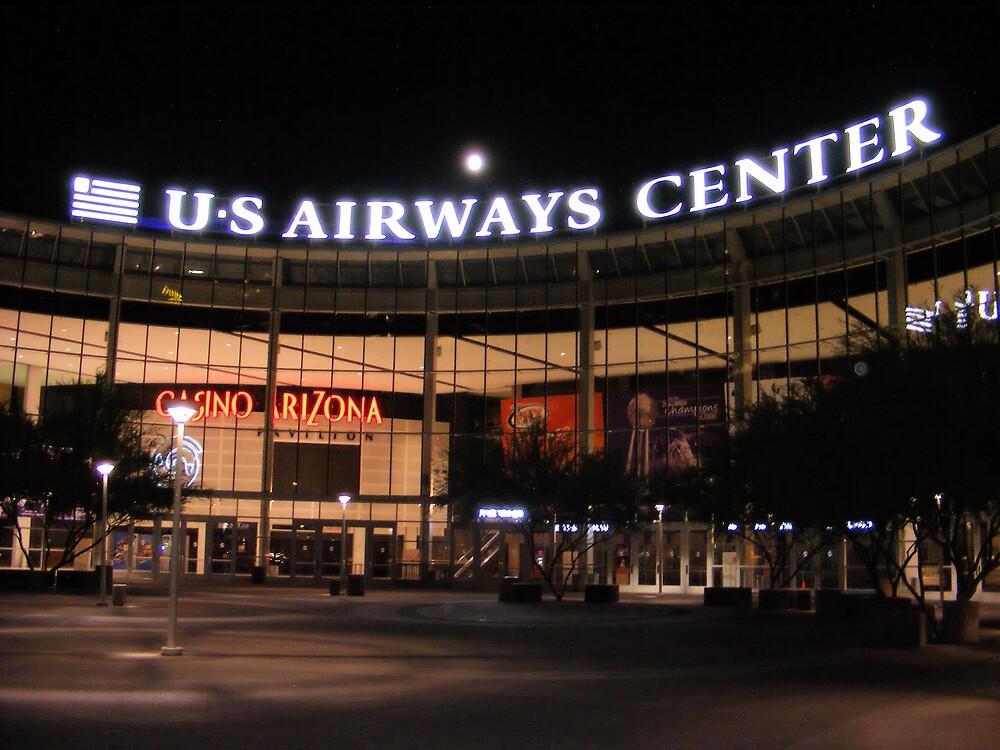 US Airways Center by KLPhair