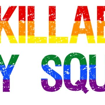unkillable gay squad - Wynonna Earp by GreysPlatten