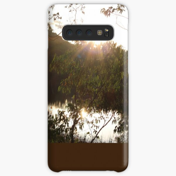 Sunset at Dunn's Swamp Samsung Galaxy Snap Case
