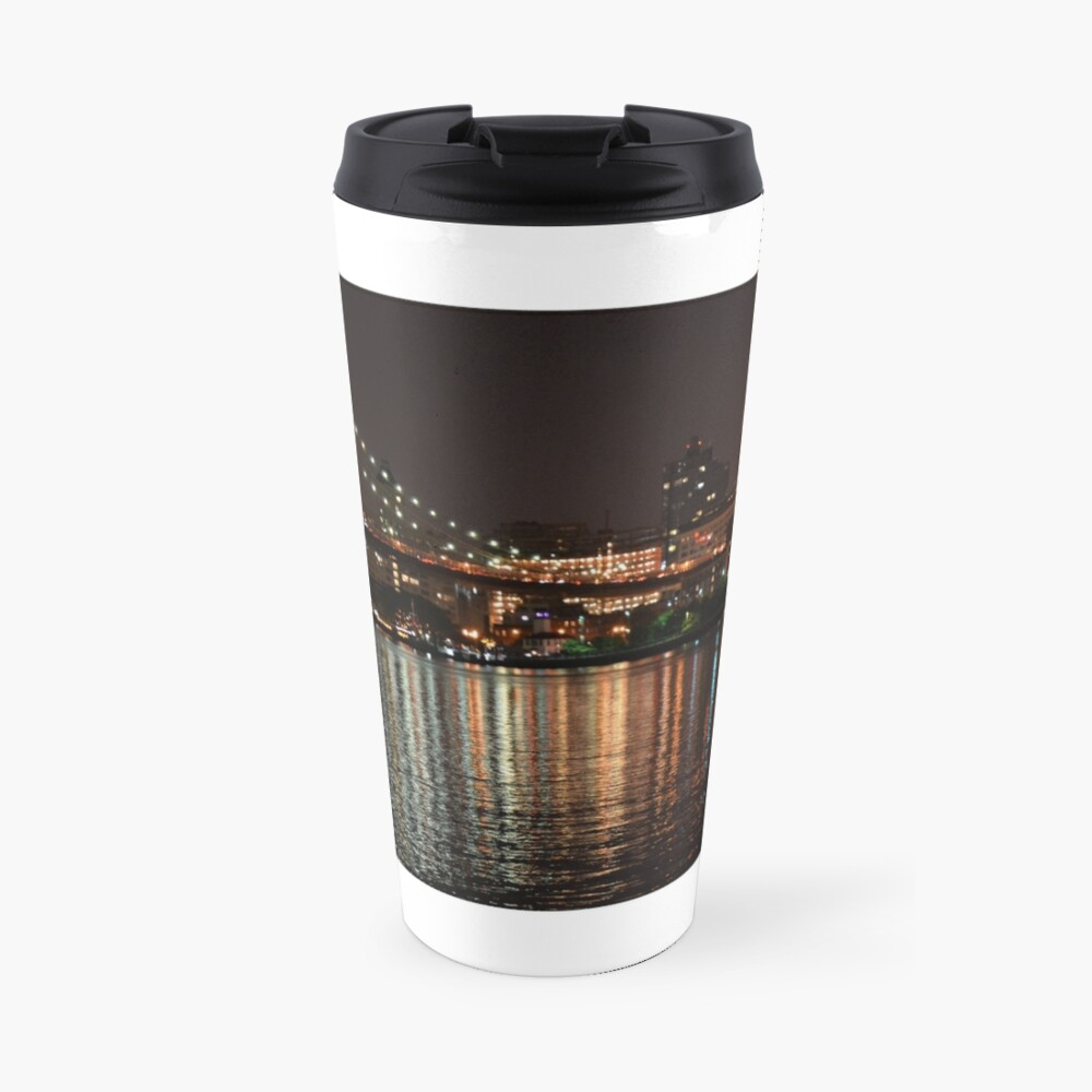 Brooklyn Watch Tower Travel Mug