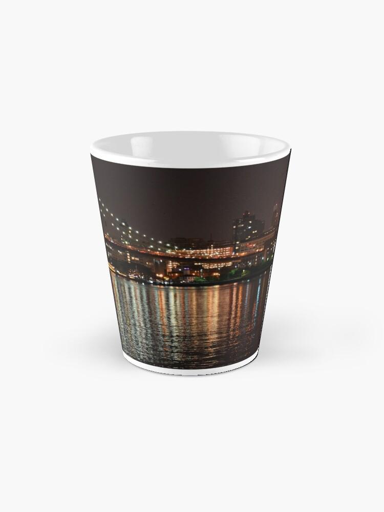Alternate view of Brooklyn Watch Tower Mug