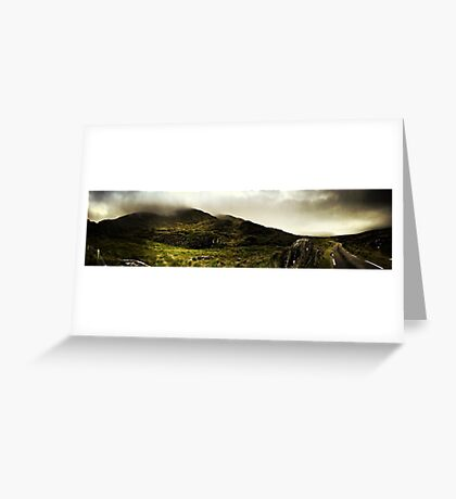 Ballachbeama Gap Greeting Card
