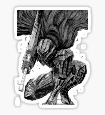 Berserk Guts Berserker Armor Sticker