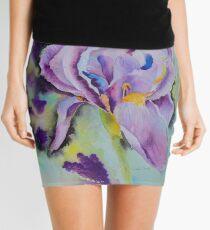 Purple glory Mini Skirt