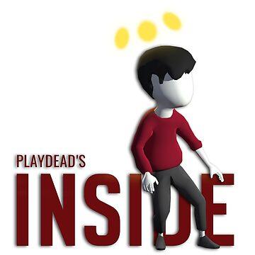 Playdead's Inside Boy  by fluglu