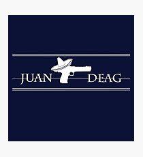 Juan Deag Photographic Print