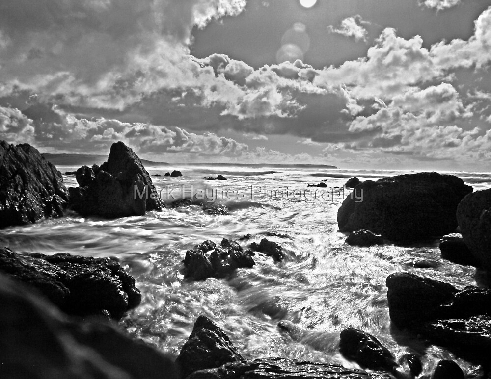 Infra Red Rock by Mark Haynes Photography