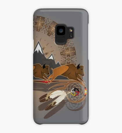 Buffalo People Case/Skin for Samsung Galaxy