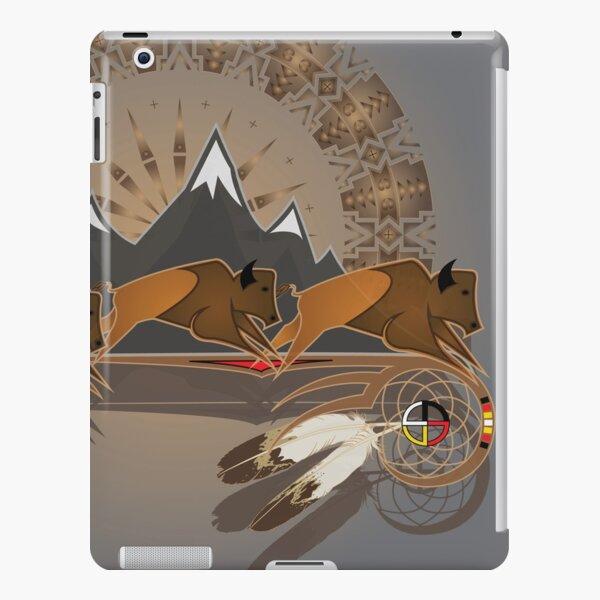 Buffalo People iPad Snap Case