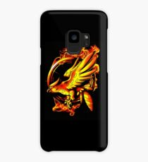 catching fire Case/Skin for Samsung Galaxy