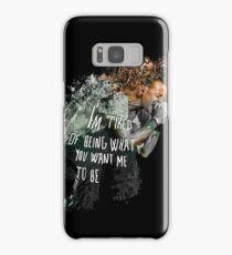Simple Chester Samsung Galaxy Case/Skin