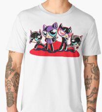 cat woman Men's Premium T-Shirt